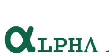 Alpha Alternatives logo