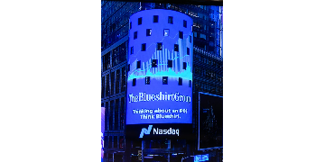 The Blueshirt Group logo