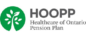 Healthcare of Ontario Pension Plan logo