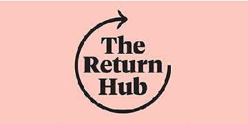 The Return Hub logo