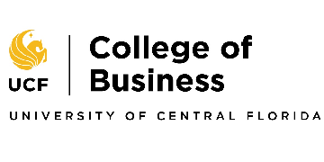 UCF College of Business Department of Finance logo
