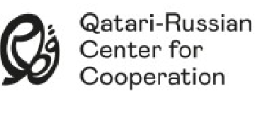 Qatari-Russian Center for Cooperation logo