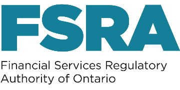Financial Services Regulatory Authority of Ontario (FSRA) logo