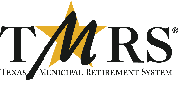 Texas Municipal Retirement System (TMRS) logo