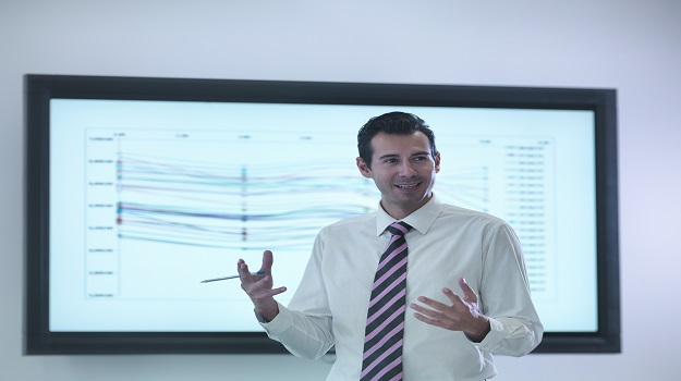 How to Be Clear, Concise and Compelling When Delivering Data-Heavy Presentations