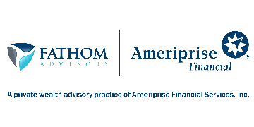Fathom Advisors, a private wealth advisory practice of Ameriprise Financial Services LLC logo